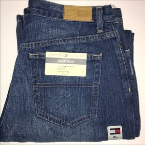 Tommy Hilfiger Boyfriend Jeans 10L NWT